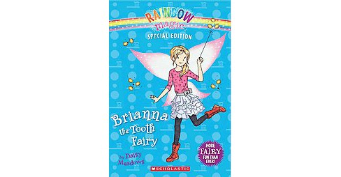 Brianna the Tooth Fairy (Special) (Paperback) (Daisy Meadows) - image 1 of 1