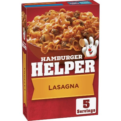 Hamburger Helper Lasagna 6.9oz