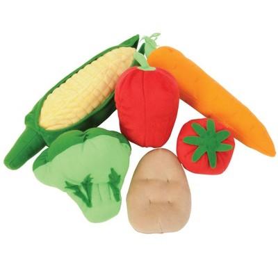 Battat First Foods - Vegetables  - Set of 6