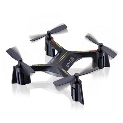"Sharper Image DX-5 10"" Video Streaming Drone"