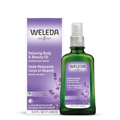 Weleda Relaxing Body & Beauty Oil - 3.4 fl oz