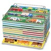 Melissa & Doug Puzzle Storage Rack - Wire Rack Holds 12 Puzzles - image 4 of 4