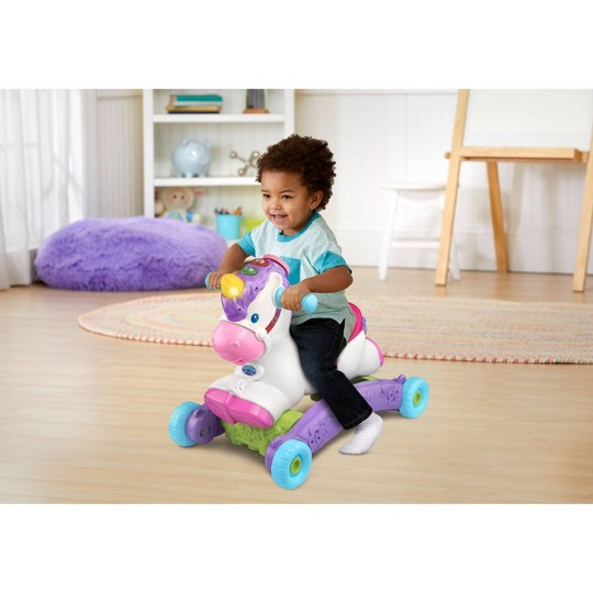 VTech Prance And Rock Learning Unicorn image number null