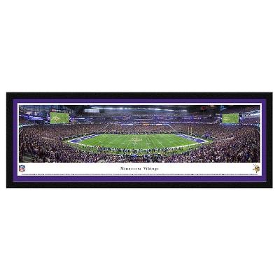 NFL Blakeway Stadium Panoramic - Select Framed Wall Art