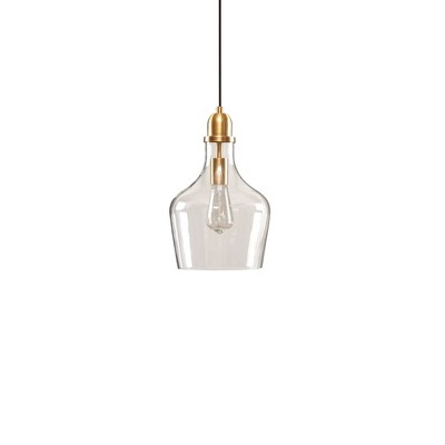 "Abington Pendant Gold 7.875"" X 7.875"" by Jla Home"