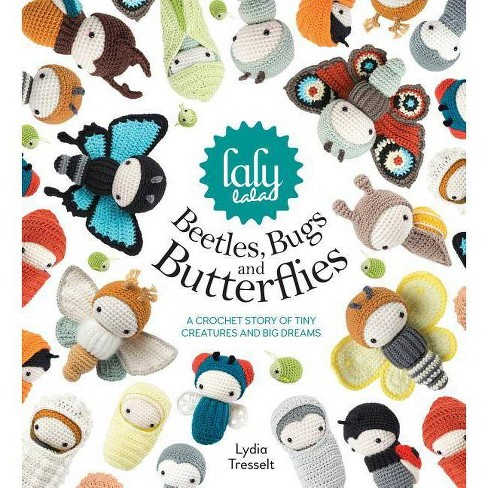 Lalylala's Beetles Bugs and Butterflies - by  Lydia Tresselt (Hardcover) - image 1 of 1