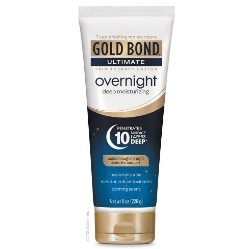 Gold Bond Ultimate Overnight Lotion - 8oz - image 1 of 4