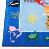 Eric Carle World Map Area Rug - Home Dynamix - image 4 of 4