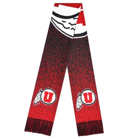 NCAA Utah Utes Big Logo Scarf - image 1 of 1