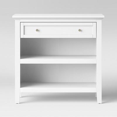Carson Console Table White   Threshold™
