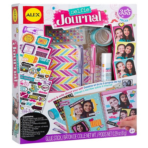 ALEX Toys Craft Selfie Journal - image 1 of 3