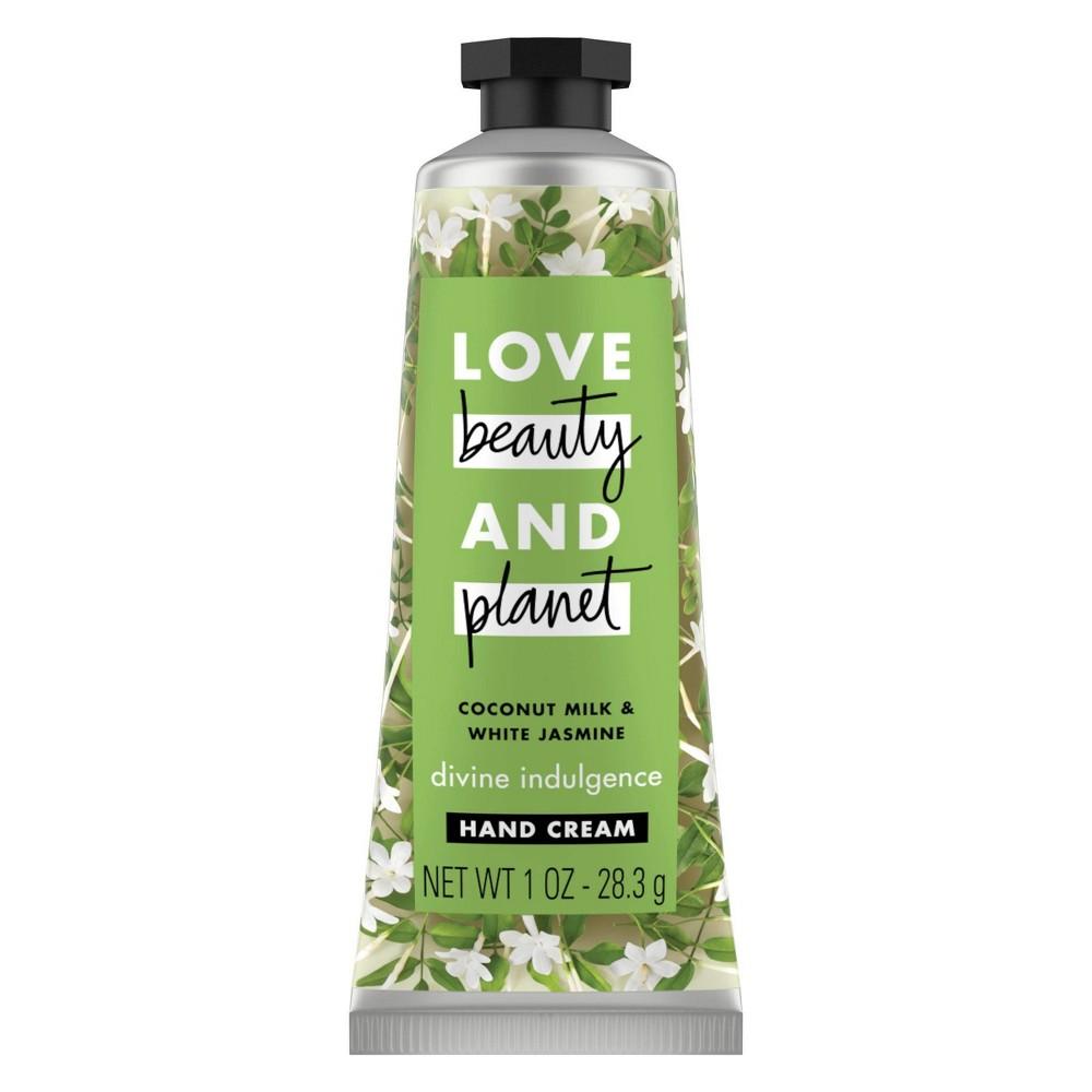 Image of Love Beauty and Planet Coconut Milk & White Jasmine Hand Cream - 1oz