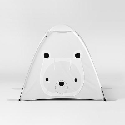 Polar Bear Play Tent - White - Pillowfort™