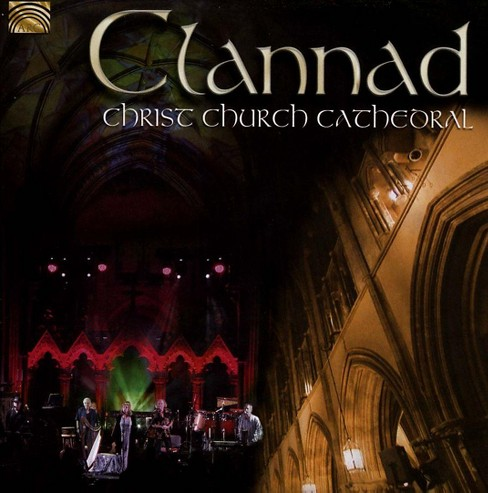 Clannad - Clannad:Live at christ church cathedr (Vinyl) - image 1 of 1