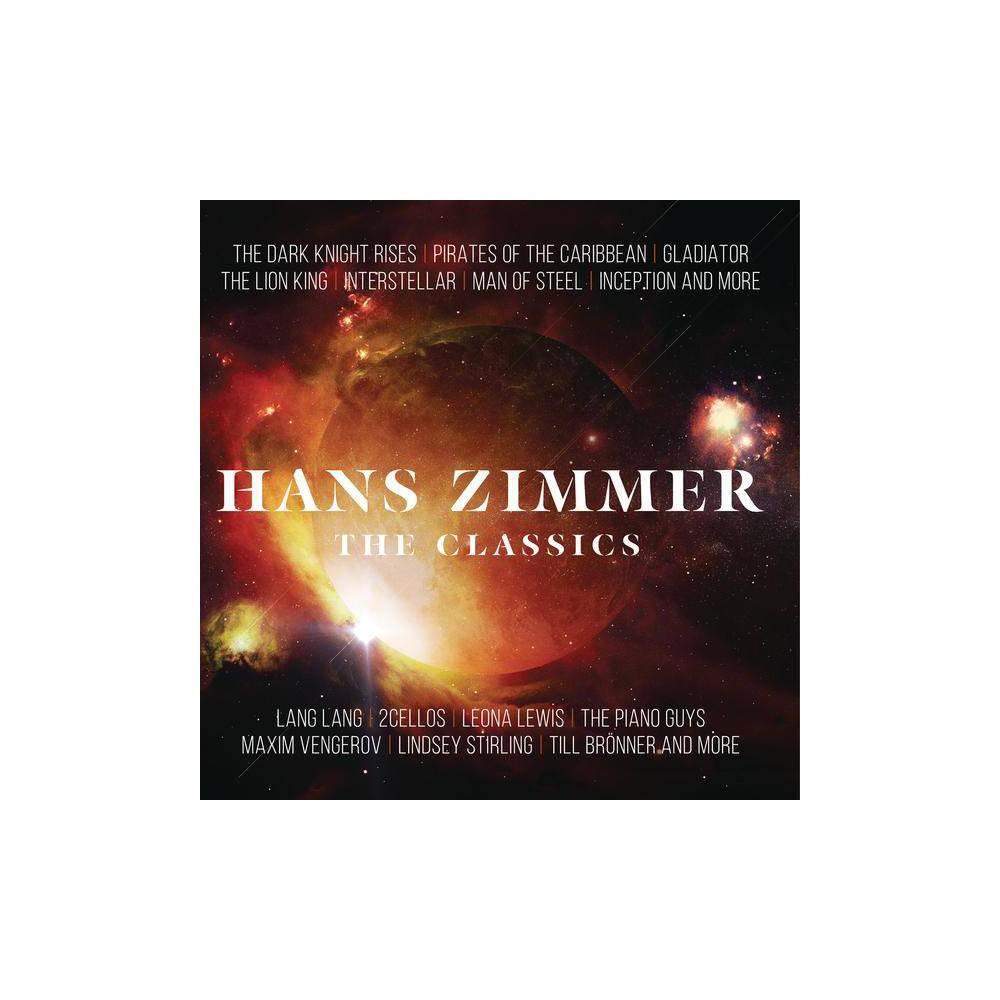Hans Zimmer Hans Zimmer The Classics Vinyl