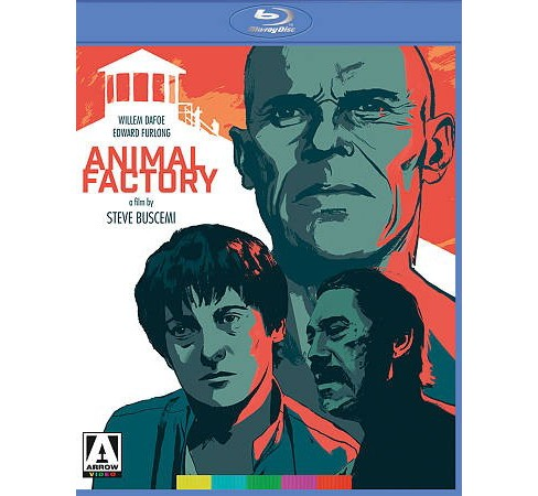 Animal Factory (Blu-ray) - image 1 of 1