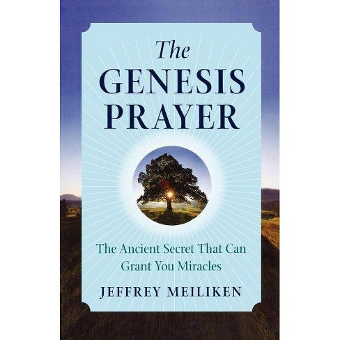 The Genesis Prayer - by  Jeffrey Meiliken (Paperback) - image 1 of 1