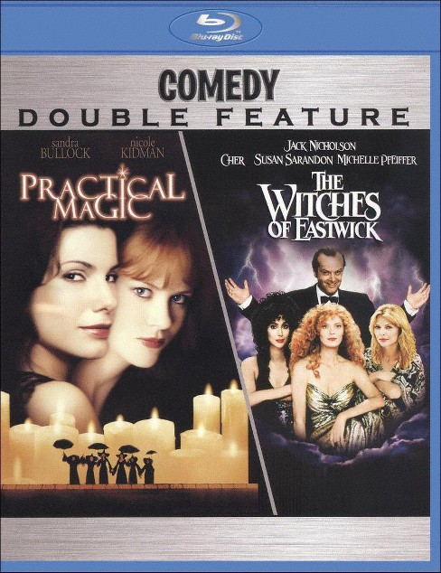 Practical Magic/The Witches of Eastwick [Blu-ray] - image 1 of 1