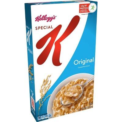 Special K Original Breakfast Cereal - 12oz - Kellogg's
