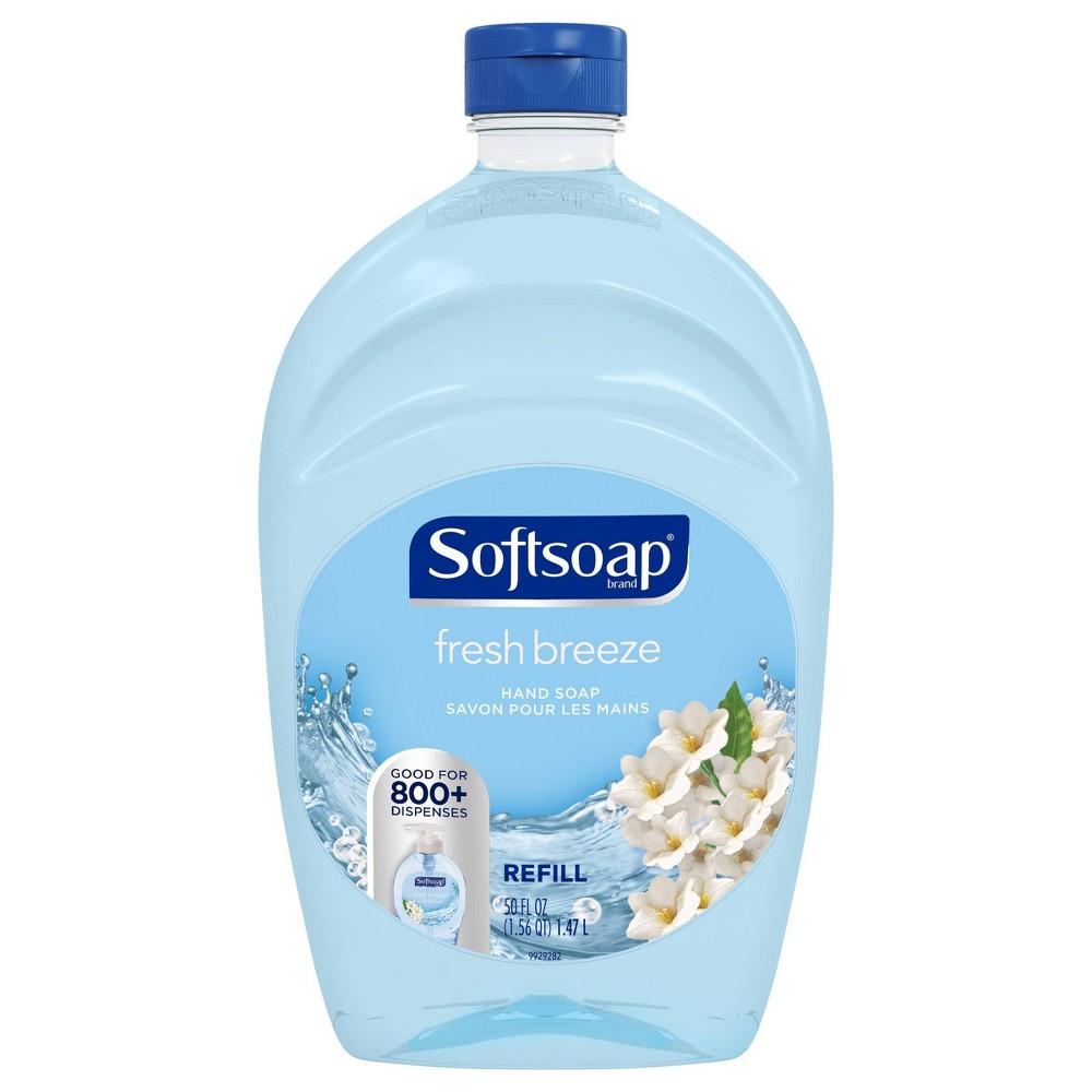 Image of Softsoap Liquid Hand Soap Refill Fresh Breeze - 50 fl oz