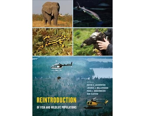 Reintroduction of Fish and Wildlife Populations (Hardcover) - image 1 of 1