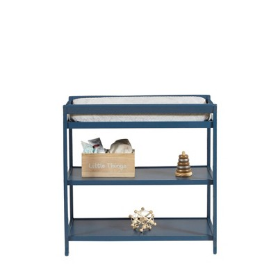 Suite Bebe Riley Lifetime Changing Table - Navy