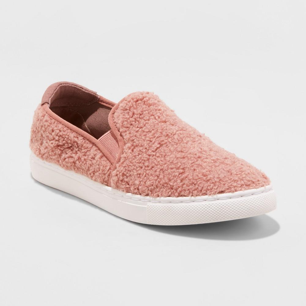 Women's Mad Love Kam Sherpa Twin Gore Sneakers - Pink 10