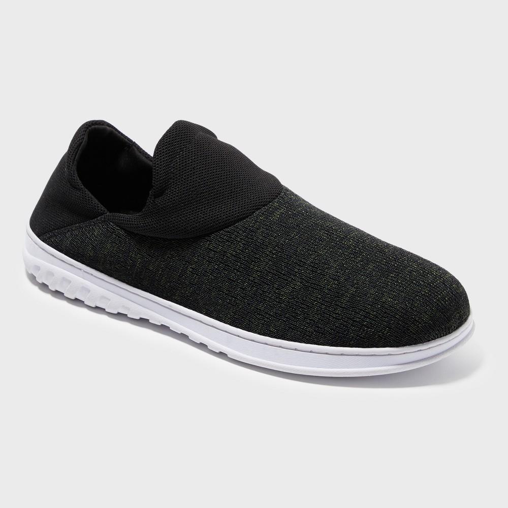 Men's Dearfoams Loafer Slippers - Dark Forest L