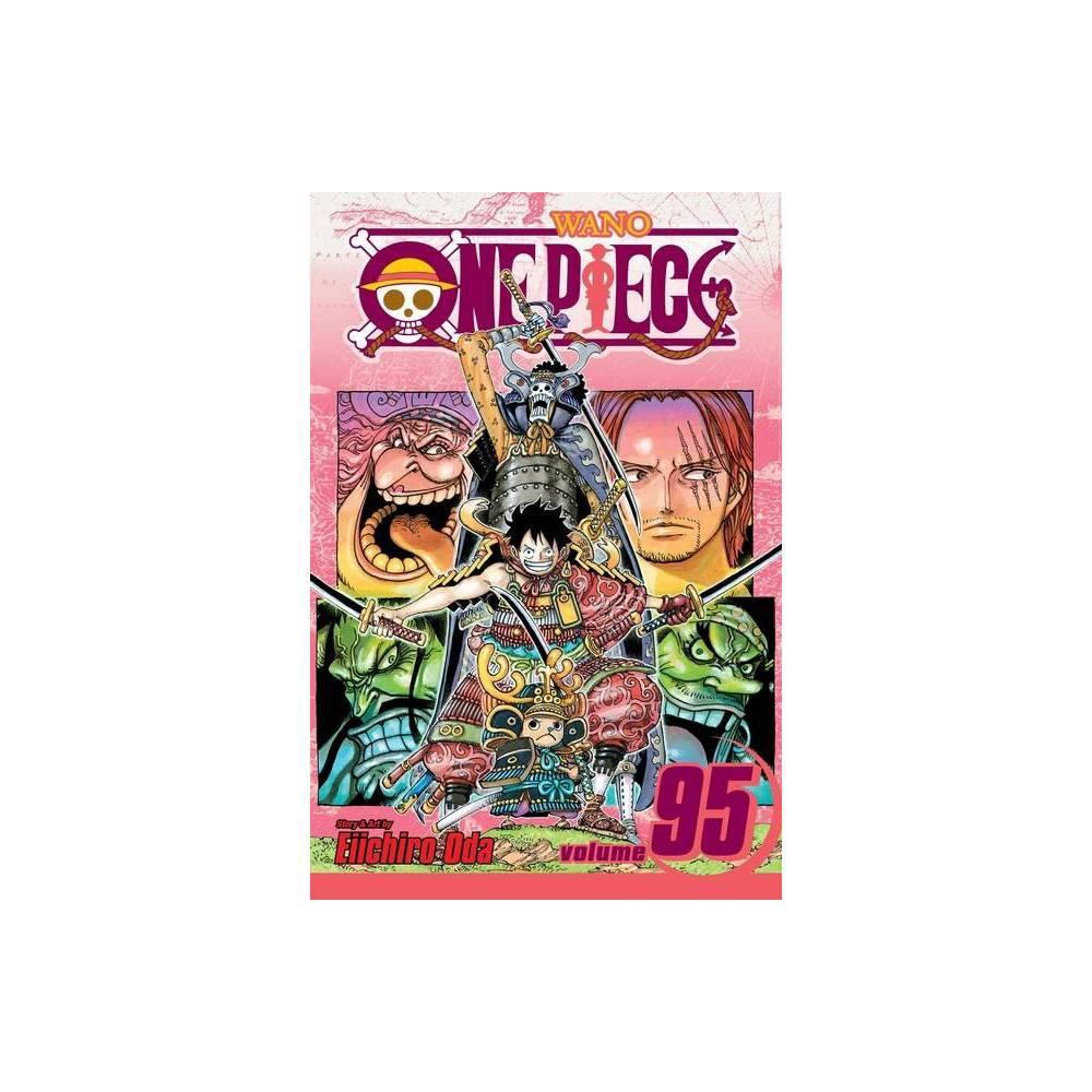One Piece Vol 95 Volume 95 By Eiichiro Oda Paperback