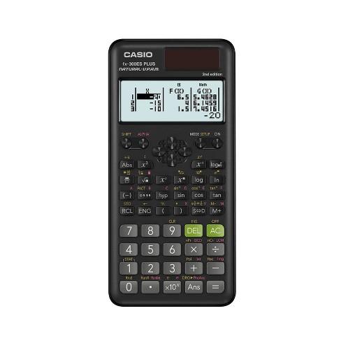 Casio FX-300 Scientific Calculator - Black - image 1 of 4