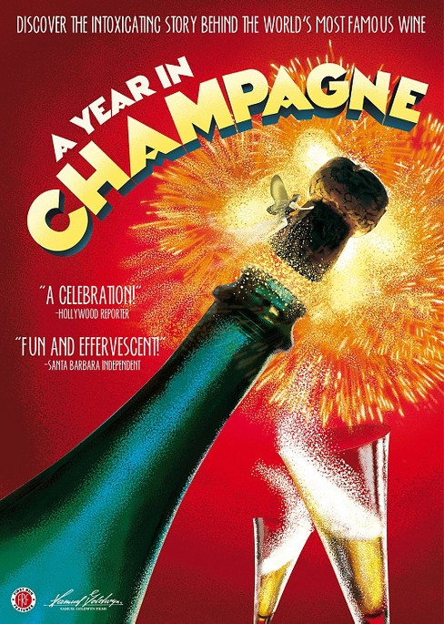 Year in champagne (DVD) - image 1 of 1