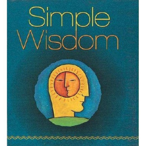 Simple Wisdom - (Rp Minis) (Hardcover) - image 1 of 1