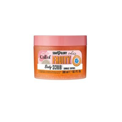 Soap & Glory Call of Fruity Summer Scrubbin Cooling Body Scrub - 10.1oz