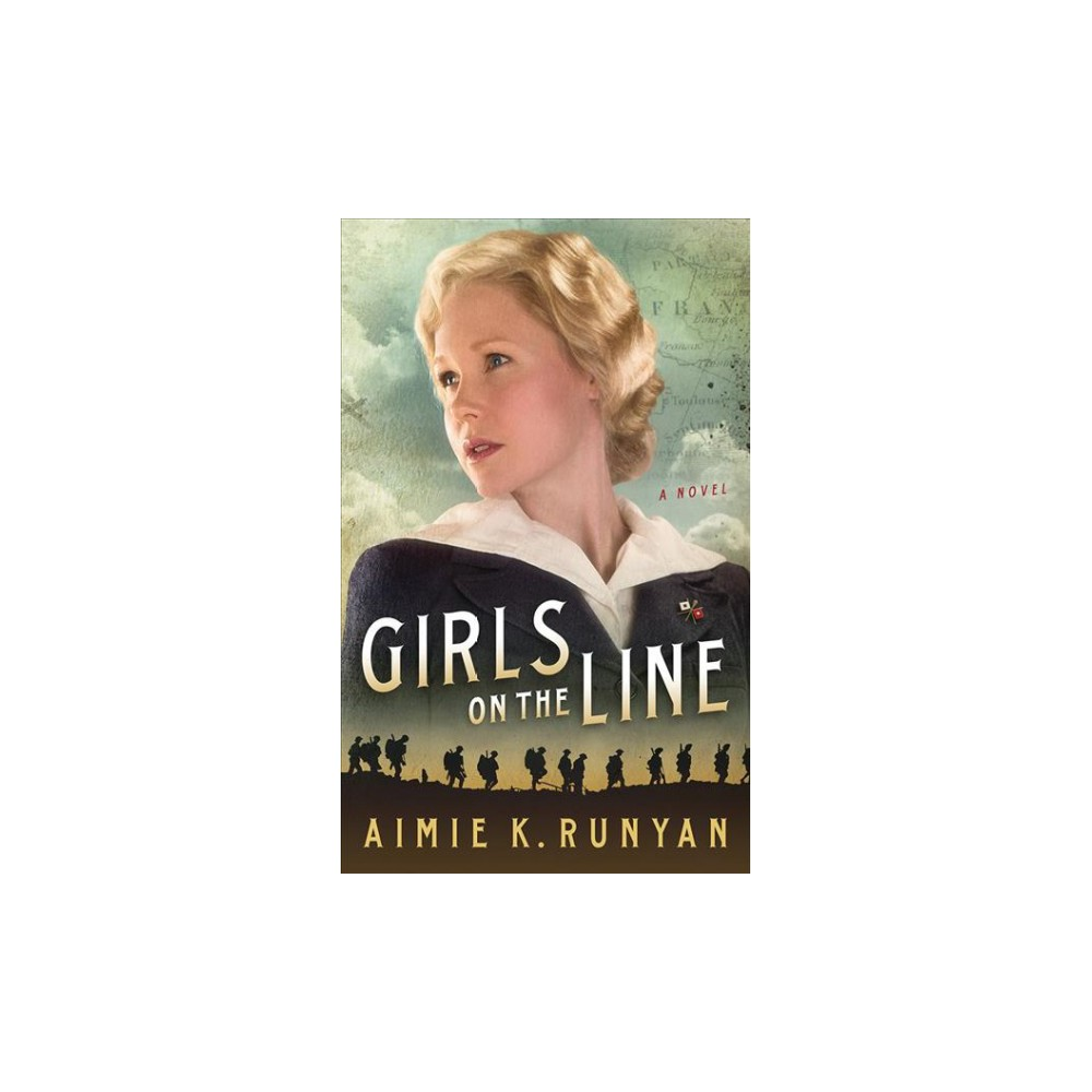 Girls on the Line - Unabridged by Aimie K. Runyan (CD/Spoken Word)
