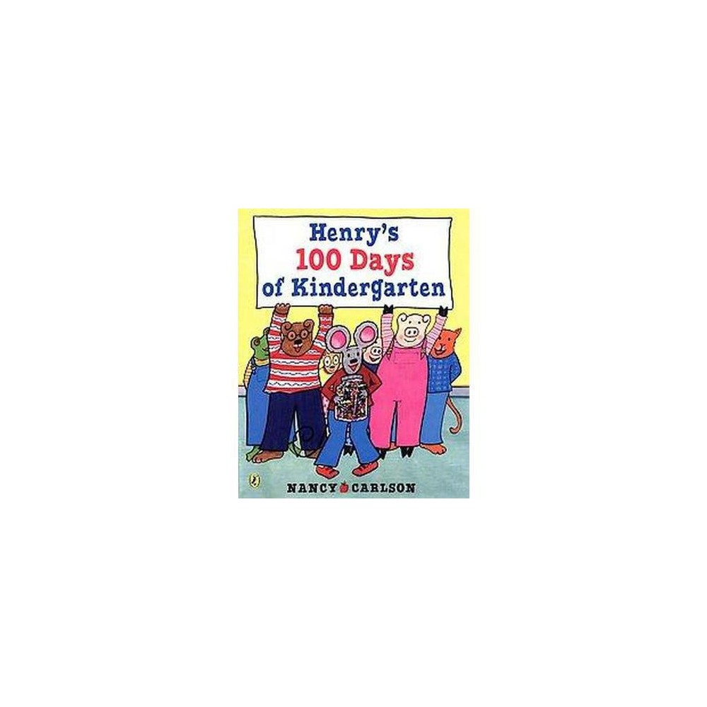 Henry's 100 Days of Kindergarten (Reprint) (Paperback)