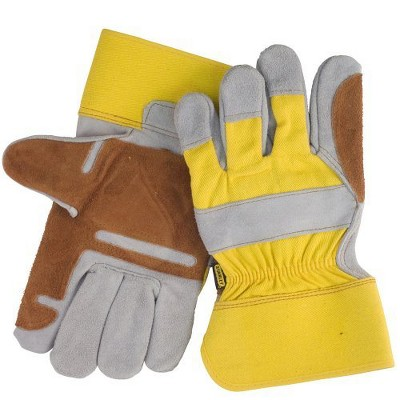 BLACK+DECKER™ Large Double Leather Palm Work Glove