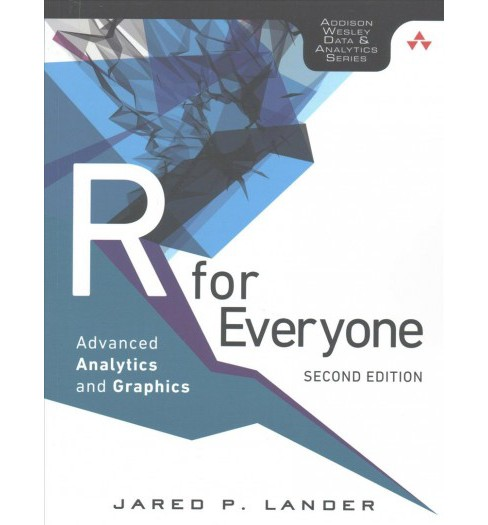 R for Everyone : Advanced Analytics and Graphics (Paperback) (Jared P. Lander) - image 1 of 1