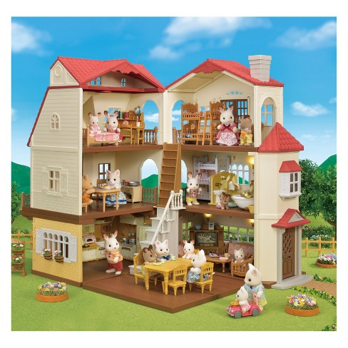 4c302d16e56d Calico Critters Red Roof Country Home   Target