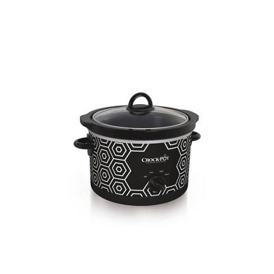 Crock-Pot 4.5 Qt. Manual Slow Cooker - SCR450-HX