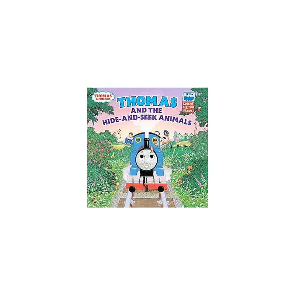 Thomas and the Hide and Seek Animals (Paperback) (W. Awdry)