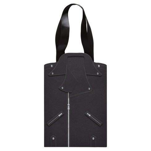 Papyrus Medium Leather Jacket Father's Day Gift Bag - image 1 of 1