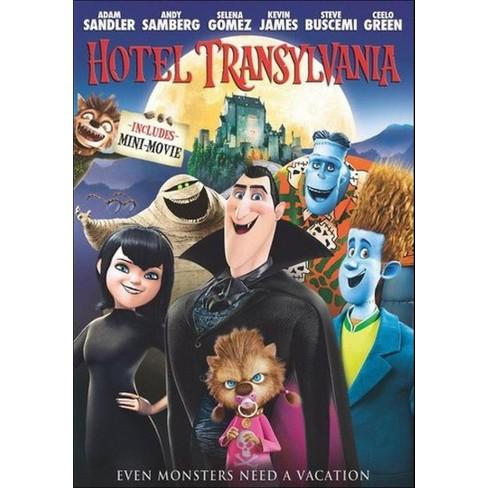 Hotel Transylvania DVD - image 1 of 1