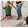 KidCo Safeway Wall Mounted Baby Gate - White - image 3 of 4