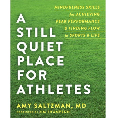 Still Quiet Place for Athletes : Mindfulness Skills for Achieving Peak Performance and Finding Flow in - image 1 of 1