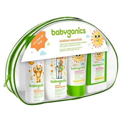 Babyganics Outdoor Essentials On-The-Go