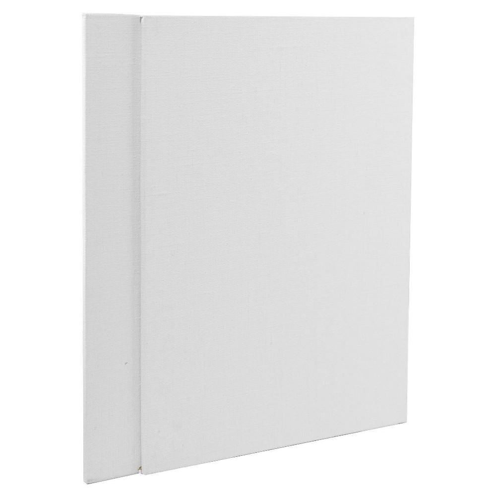 Fredrix Pro Series Archival Linen Canvas Board, 8