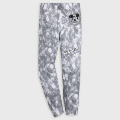 Boys' Disney Mickey Mouse Jogger Pants - Gray - Disney Store
