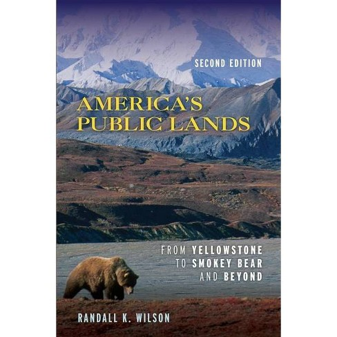 America's Public Lands - 2 Edition by  Randall K Wilson (Paperback) - image 1 of 1