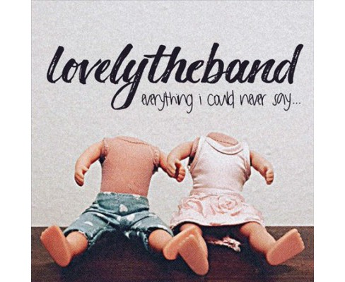 Lovelytheband - Everything I Could Never Say (Vinyl) - image 1 of 1