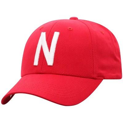 NCAA Nebraska Cornhuskers Men's Structured Brushed Cotton Hat